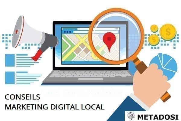 7 conseils de marketing digital local