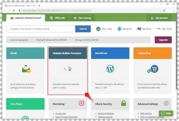 Comment choisir le meilleur site pour créer un site internet