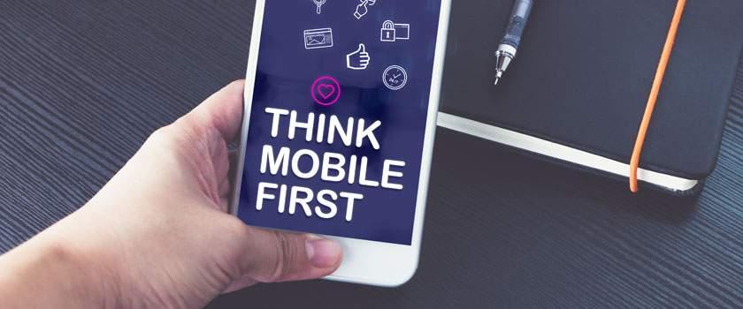 Pensez mobile en premier