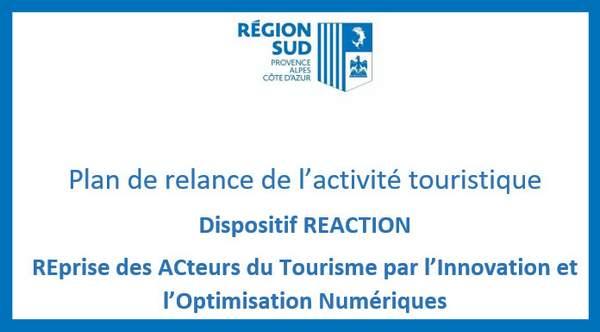 Dispositif REACTION région SUD