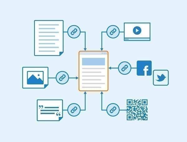Comment créer des liens vers son site, sur les réseaux sociaux utilisez les # et textes d'ancrage