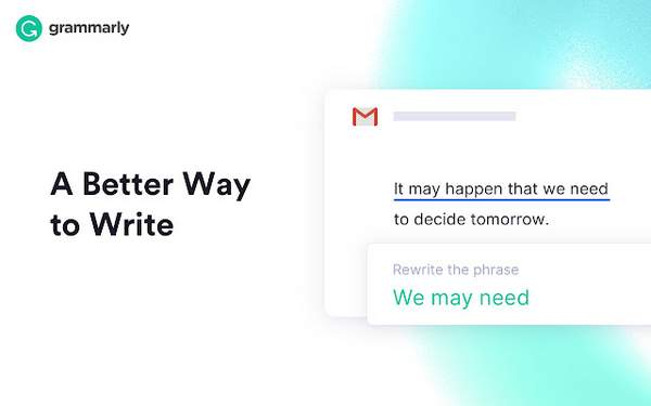 extension Chrome Grammarly