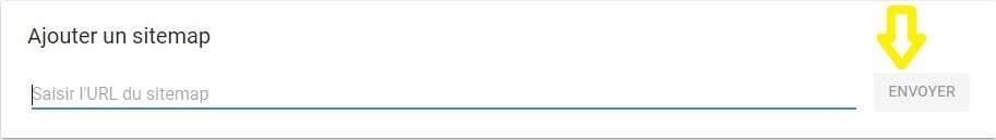 Comment soumettre des URL à Google à l'aide d'un sitemap