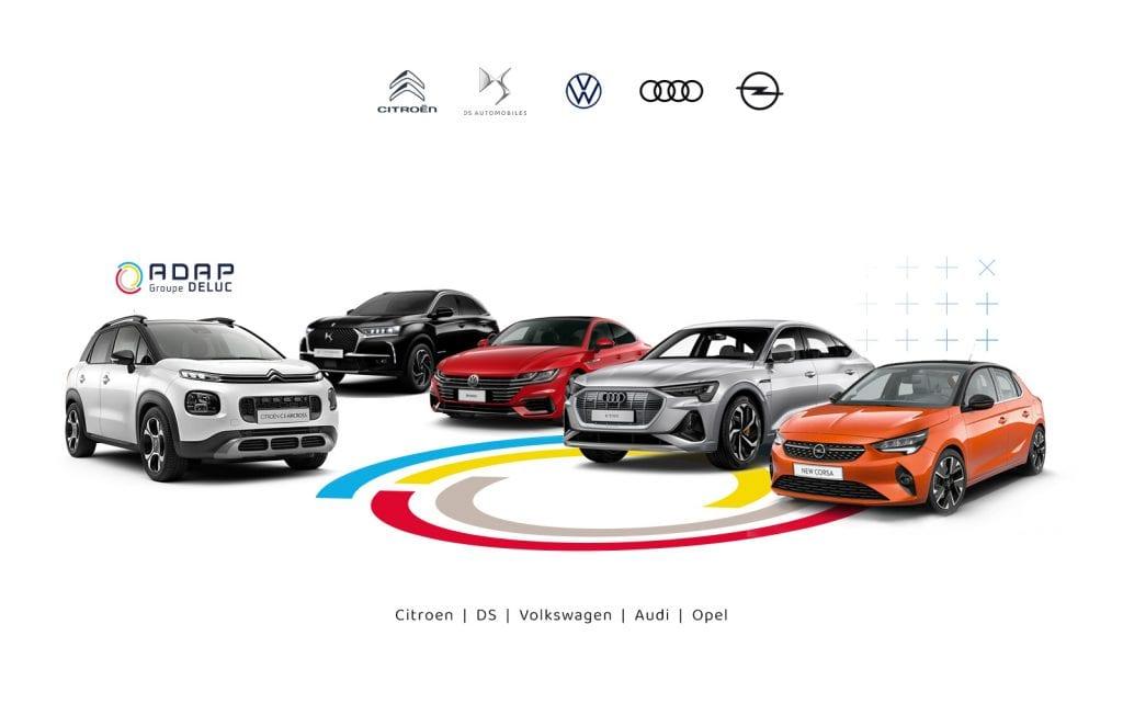 Lancement du site internet du Groupe automobile Deluc